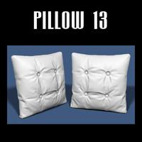 Pillow 13