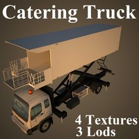 catering truck basic max