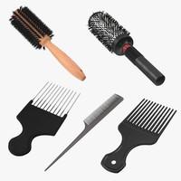 picks brushes 3d c4d