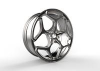 Car wheel 19''