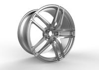 Car wheel 21''