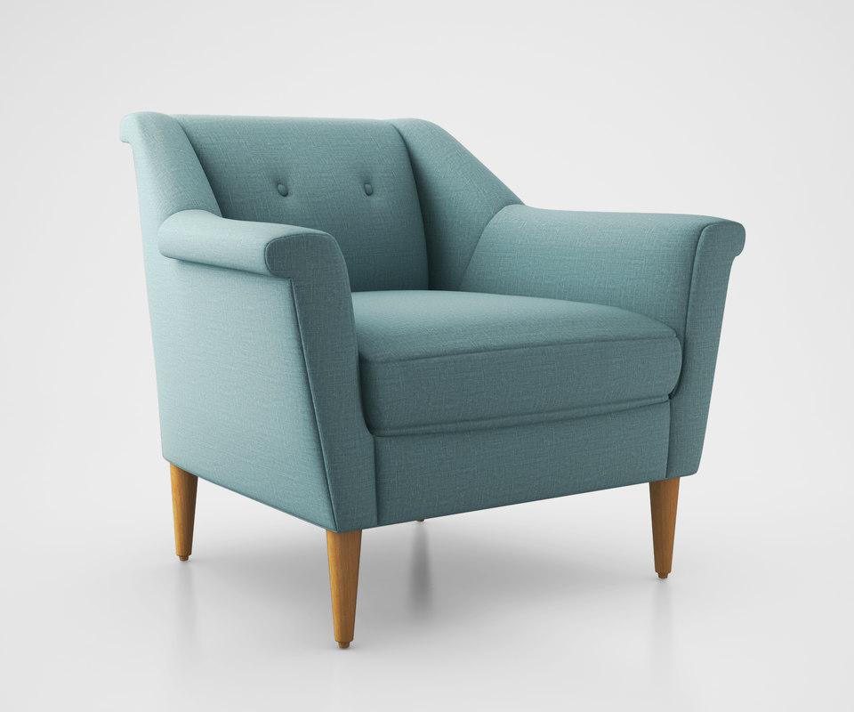 finn armchair west max