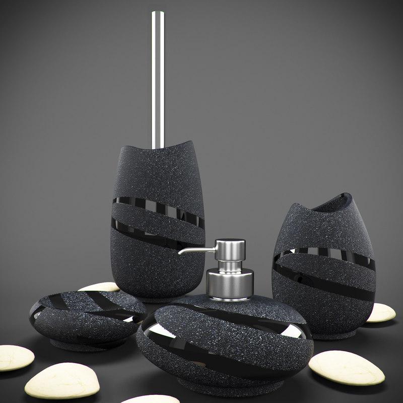 bathroom accessories 01 max