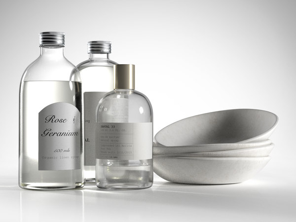 body care products 05 c4d