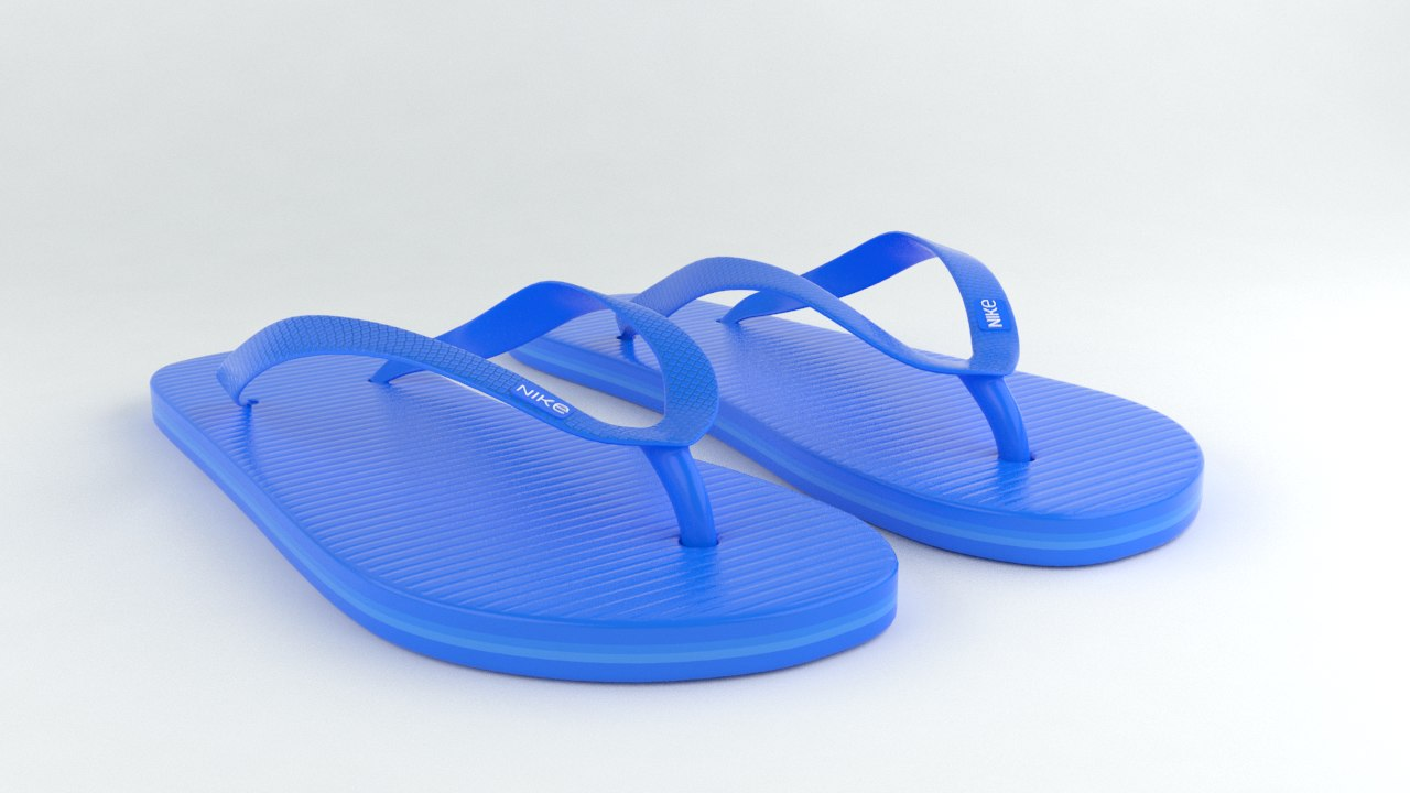 sandals sand 3d 3ds