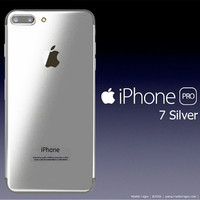 apple iphone 7 3d dxf