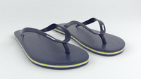 sandals sand 3d max