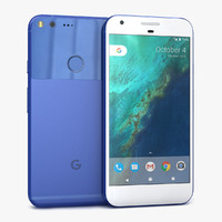 google pixel xl really 3d model