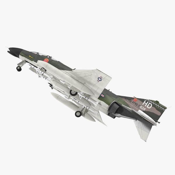 mcdonnell douglas f-4 phantom max