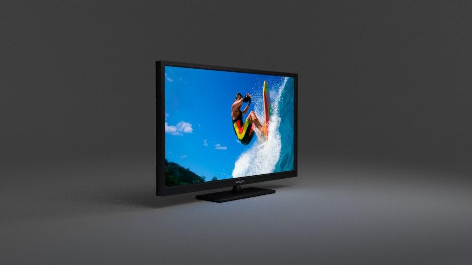 3d obj samsung tv