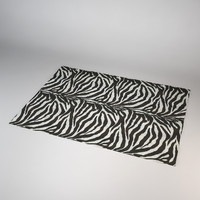 Modern Carpet Zebra