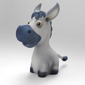 donkey toy 3d 3ds