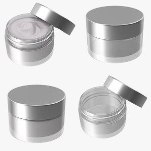 creamer jar 3d max