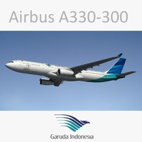 3d model airbus garuda