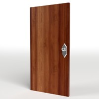 office door 3d model