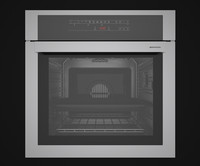 3d model barazza oven c4dvray