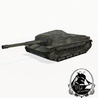 3d zrinyi tank 44m