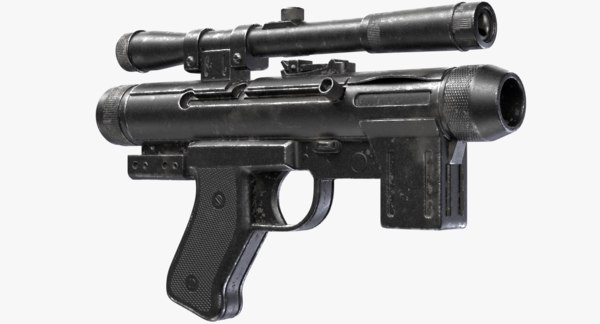death trooper pistol max