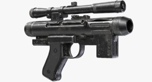 death trooper pistol max