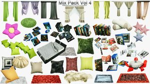 mix pack vol 4 obj
