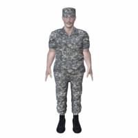 u s army staff max