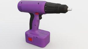 power drill battery model
