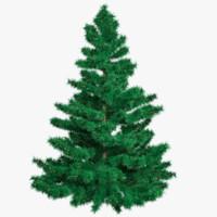 3d fir tree