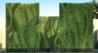 2 plants 3d model