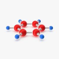 benzene molecule max