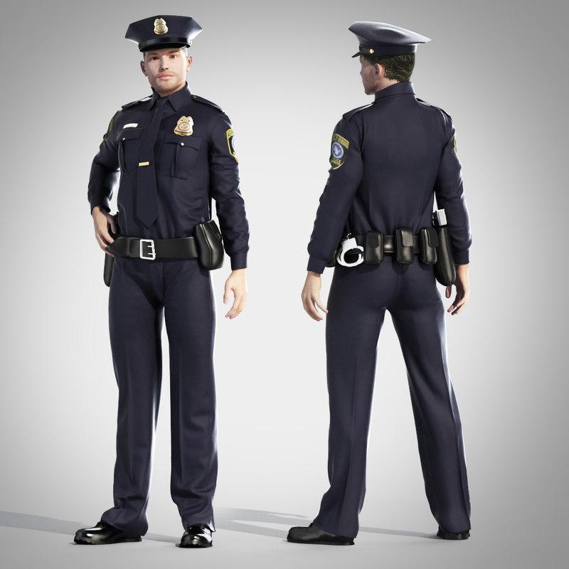 policeman cop police max