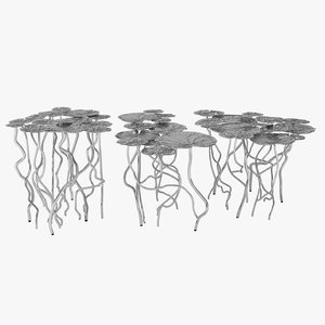 lily pad coffee tables max