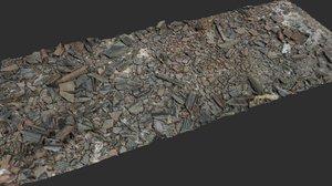 floor debris max