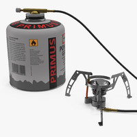 portable camping gas stove 3ds