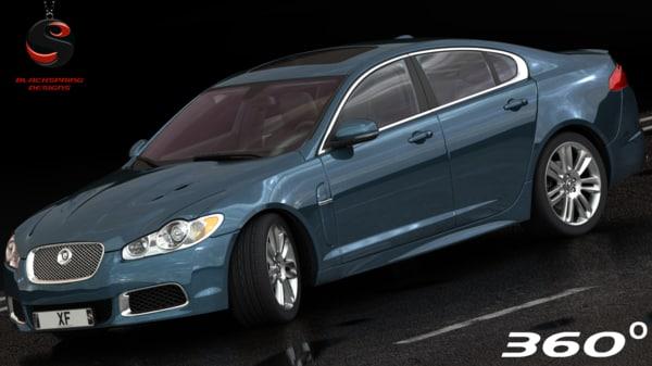 3d model xf 2012