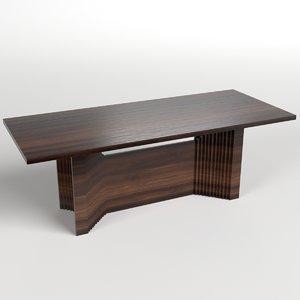 3ds desk table