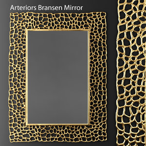 3d model arteriors bransen mirror