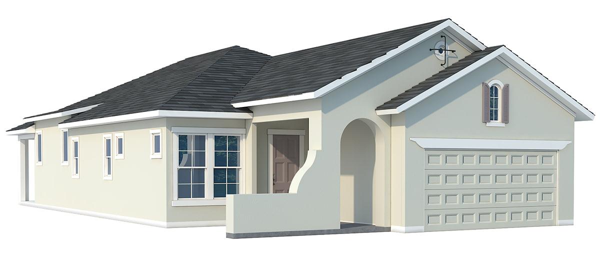 home roof obj