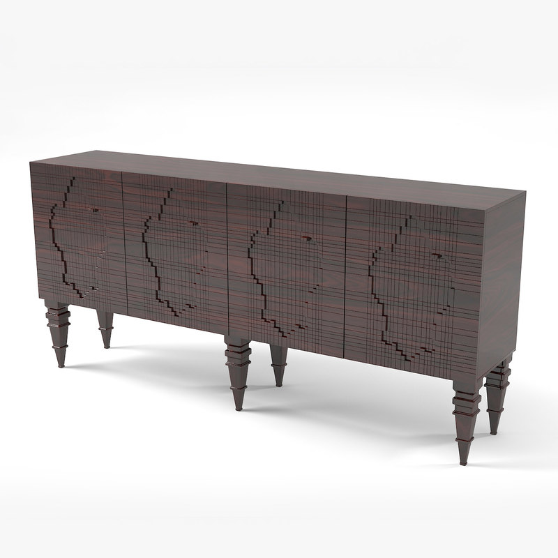 taylorllorente furniture sideboard 3d 3ds