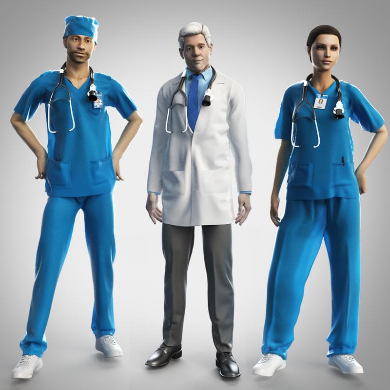 max doctors set