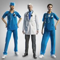 Doctors set