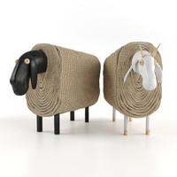 Vontree Sheep Sculpture