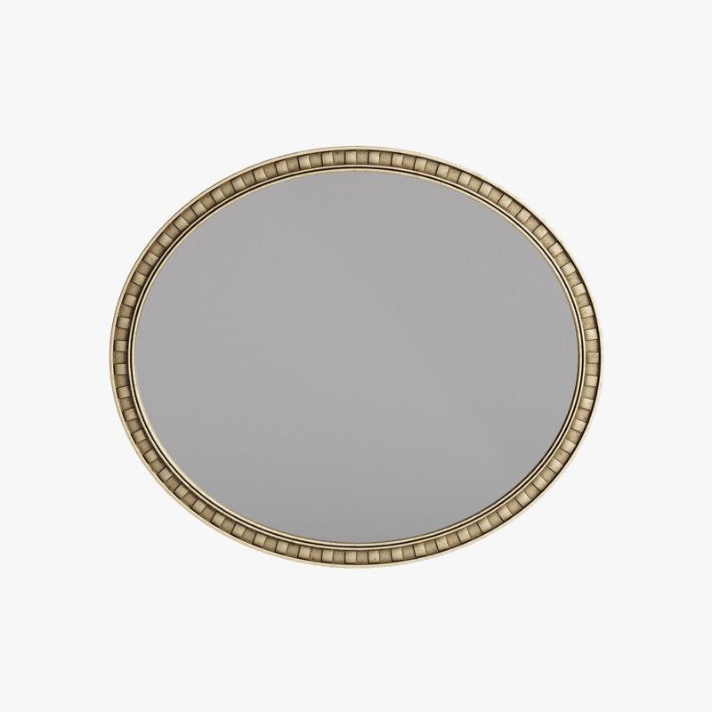 max century sophia mirror