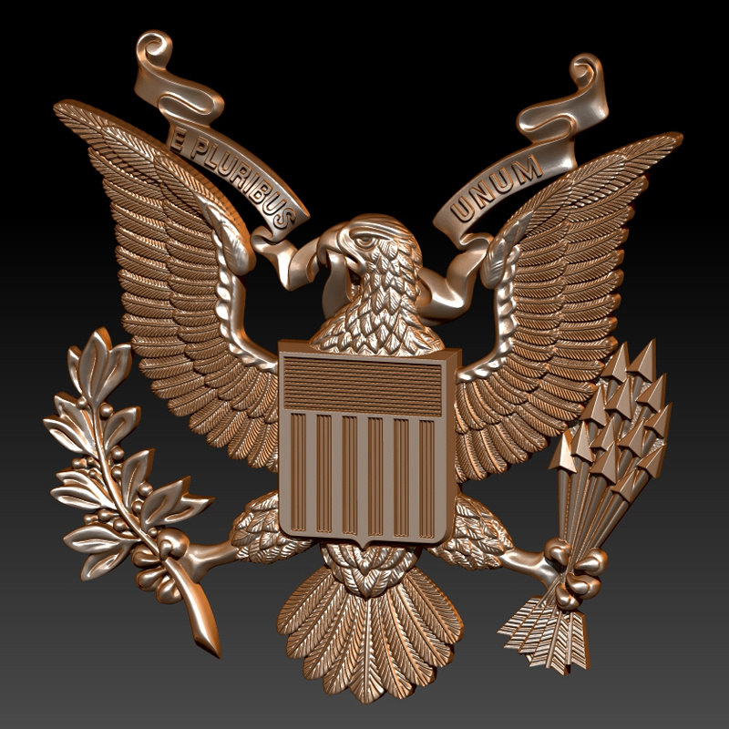 Coat of arms USA