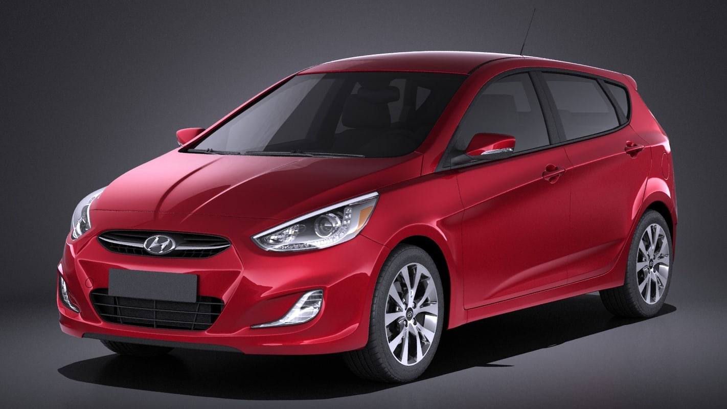 hatchback 5-door hyundai max
