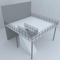 3d fuar stand model