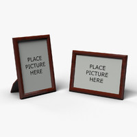 Photo Frame (Wooden Portrait & Landscape)