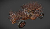 3d plymouthrock madmax