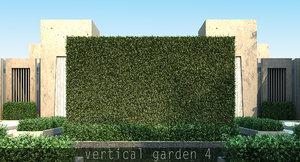 3d 4 plant model
