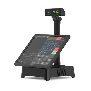 3d cash register touchscreen model