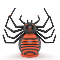 inflatable spider max